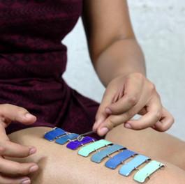 Marimba bracelet video