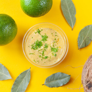 CHIX DIPS - POLYNESIAN COCONUT CURRY & LIME
