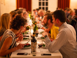 Menu and venue announced for May 25 supper club