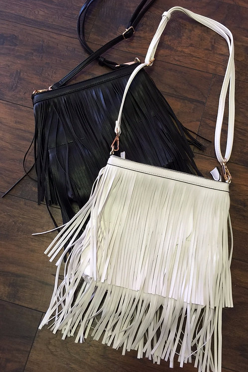 Fringe Swing Purse
