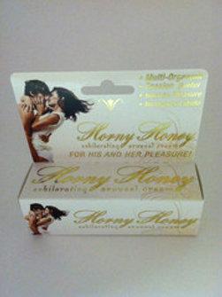 XXX Toy Horny Honey Cream