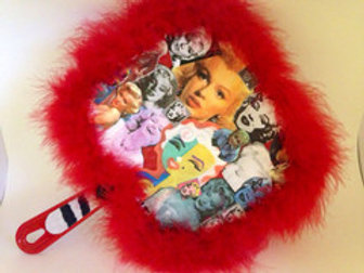 Chix™ Marilyn Monroe Art Custom Handmade Mirror