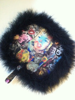 Chix™ Marilyn Monroe Art Custom Handmade Mirror
