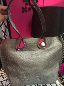 Fab Bling bag with another purse inside