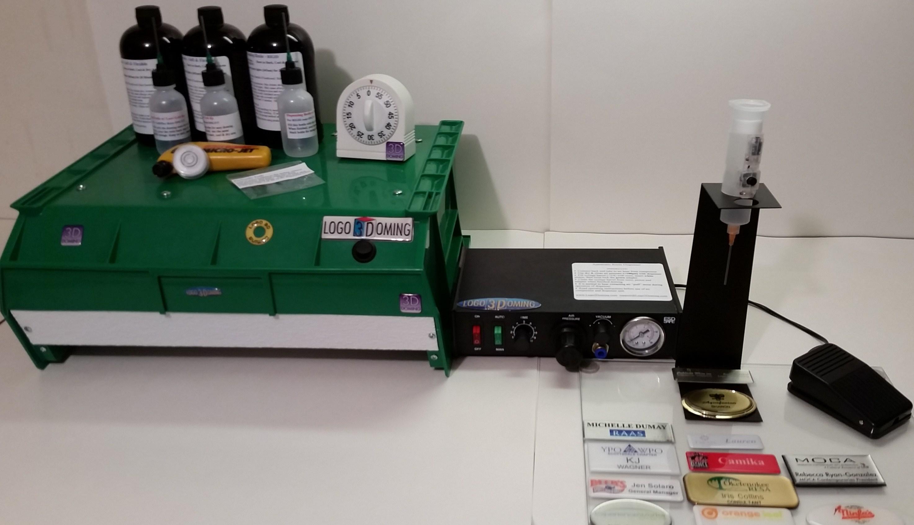 Model 1213 System & Dispenser