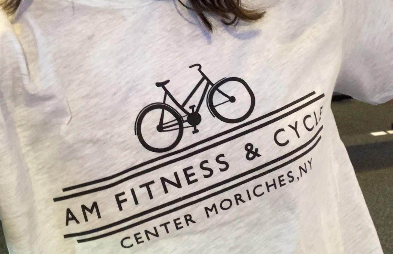AMFC Ash Grey Logo T-Shirt