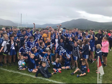 St Mary's Win The South Kerry Championship