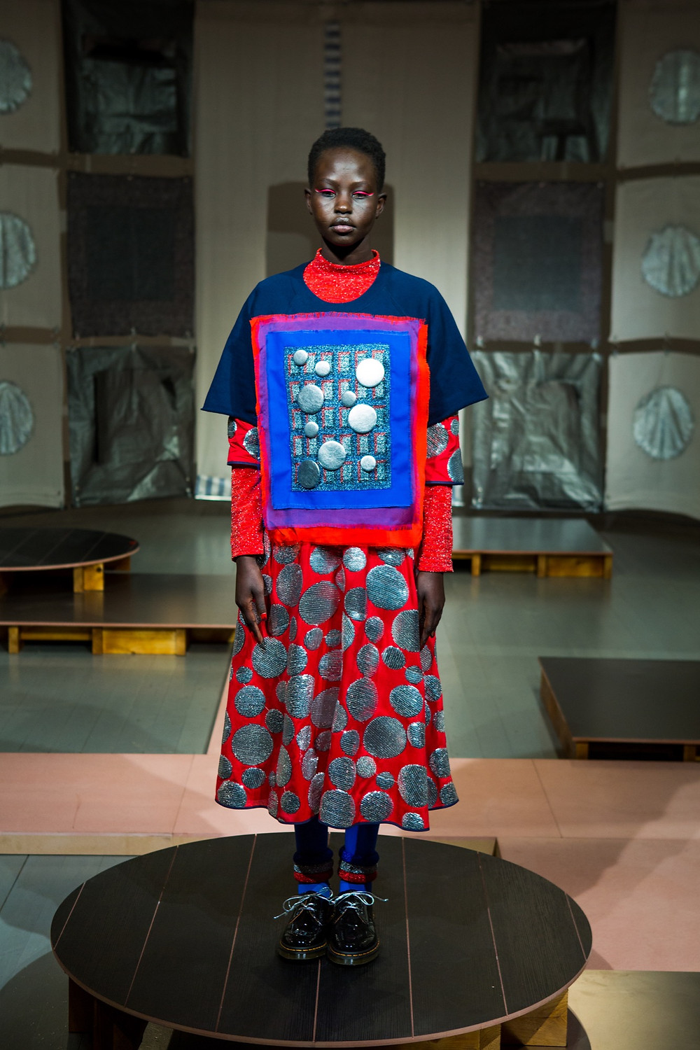 Sadie Williams AW 2018 collection