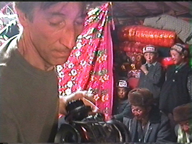 French cameraman