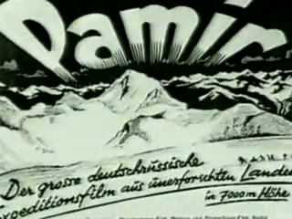 Pamir. After a Hundred Years.