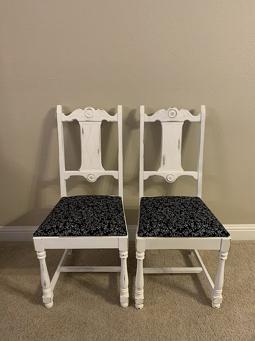 Sale   Lightly Distressed Chair I Have Two They Are $29.00  Each