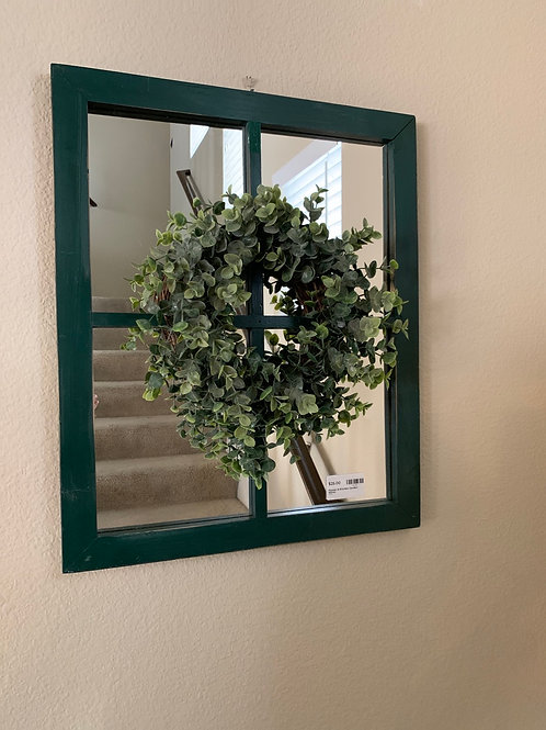 Mirror and Wreath