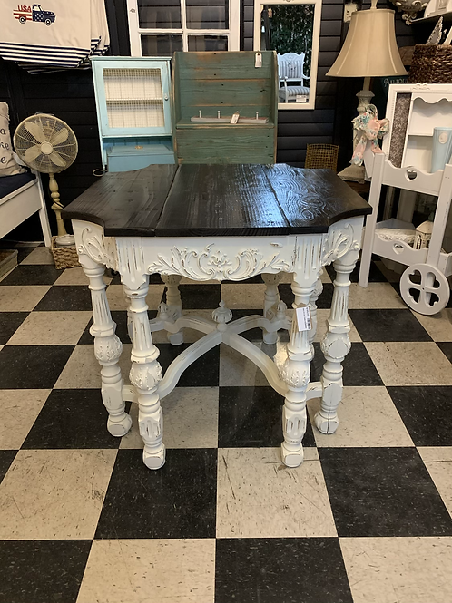 "Sale Super Ornate Table 30"" X 30"" X 29"""