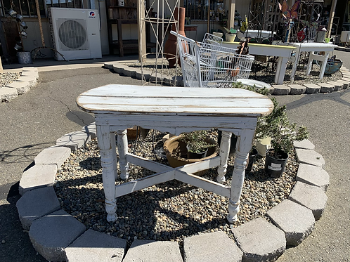 SALE  Chippy Outdoor Table