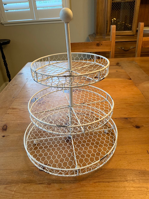 Three Tier Dessert Wire Rack