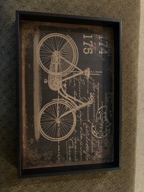 """Bicycle Tray 19"""" X 12 1/2"""""""