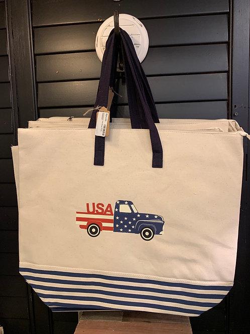 American Tote Bag Truck