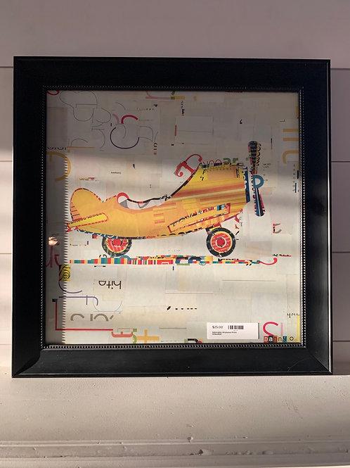 Adorable Airplane Print