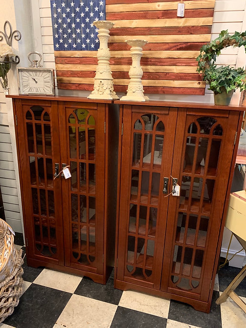 "Sale Sale Gorgeous bookcases 26"" Wide X 9"" Deep X 48"" Tall"
