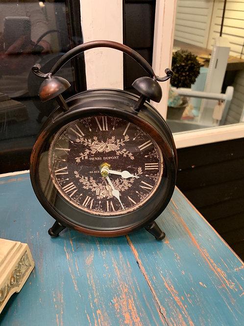 Henri DuPont Old Fashion Looking Clock