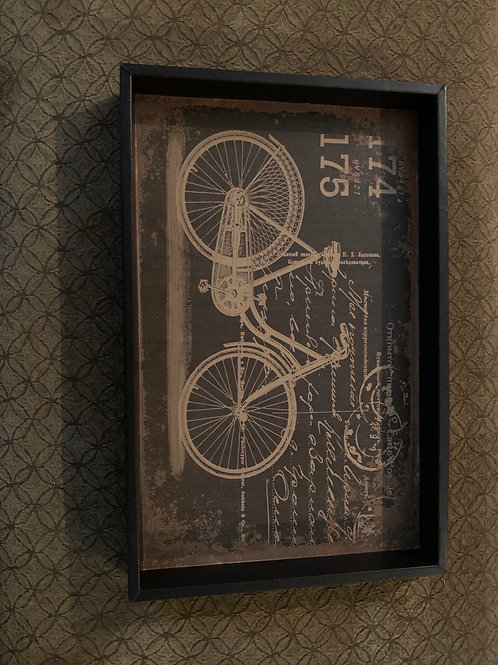 "Bicycle Tray 10 1/2"" X 16 1/2"""