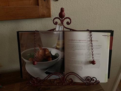 Beautiful Bird Cookbook Holder
