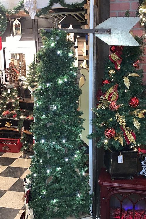Vintage Windmill Christmas Tree