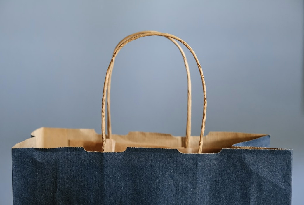 CHOOSiE shopping bag