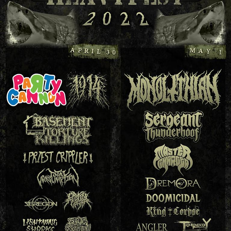 Southwest Heavyfest 2022