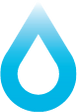 alkaline water droplet from hylyte logo
