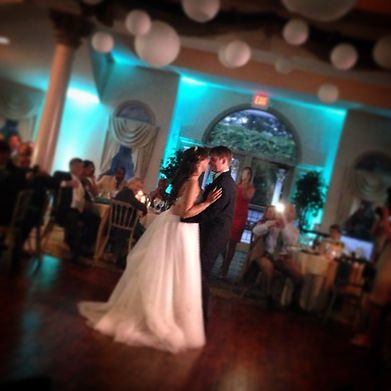 First Dance! #wedding #weddingdj #weddin