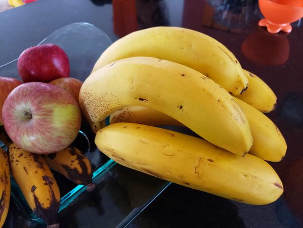 Yes, nós temos banana