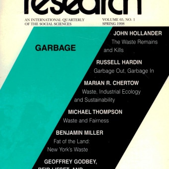 GARBAGE / Vol. 65, No. 1 (Spring 1998)