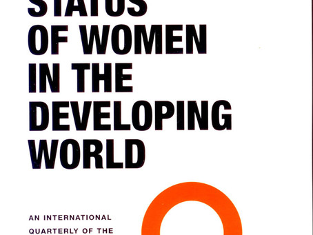 THE STATUS OF WOMEN IN THE DEVELOPING WORLD / Vol. 69, No. 3 (Fall 2002)