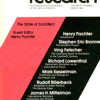 THE STATE OF SOCIALISM / Vol. 47, No. 1 (Spring 1980)