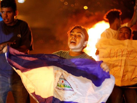 Brazilian Student Killed in Nicaragua