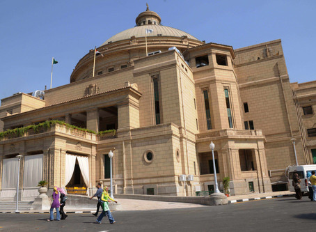 New Home for Many Egyptian Academics: Jail