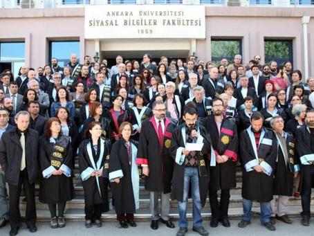 Turkey Dismisses 330 More Academics from 47 Universities