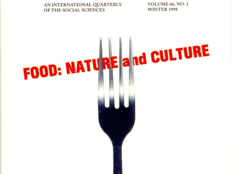 FOOD: Nature and Culture / Vol. 66, No. 1 (Spring 1999)