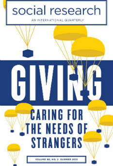 GIVING: Caring for the Needs of Strangers / Vol. 80, No. 2 (Summer 2013)