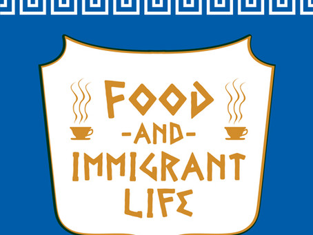 FOOD AND IMMIGRANT LIFE / Vol. 81, No. 2 (Summer 2014)
