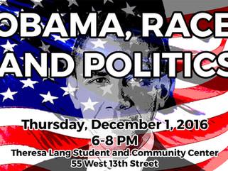 Obama, Race, and Politics