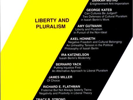 LIBERTY AND PLURALISM / Vol. 66, No. 4 (Winter 1999)