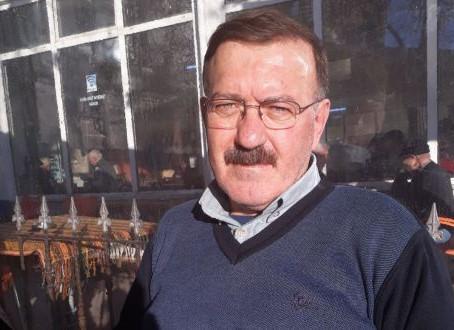 Turkish Professor Visiting His Former Student Semih Özakça Suspended