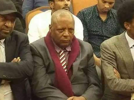 Ethiopian Professor Merera Gudina Detained After Trip to Europe