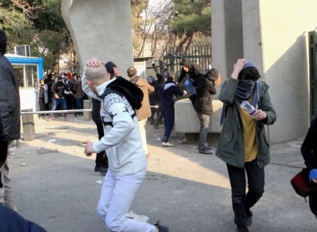 90 Students Arrested in Iran as Protests Continue