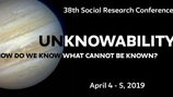 Unknowability: How Do We Know What Cannot Be Known?
