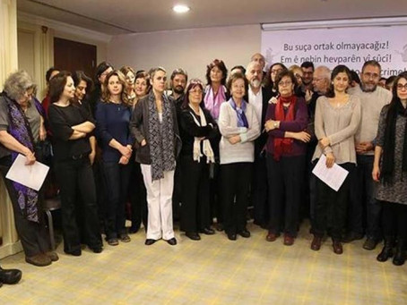 Rights Violations Against Peace Academics in Turkey