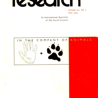 IN THE COMPANY OF ANIMALS / Vol. 62, No. 3 (Fall 1995)