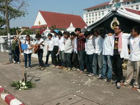 "Thai Activist Jatupat ""Pai"" Boonpattararaksa on Trial for Facebook Share"